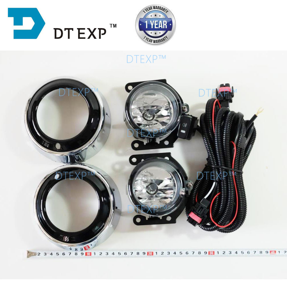 2010-2012 Fog Lamp Set FOR Outlander Fog Light With Wire And Switch For Airtrek SECOND GENERATION Fog Lights  Warning Lights