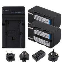 2X SB-LSM160 SB LSM160 Rechargeable Battery+LCD Battery Charger For Samsung D351I DC161 DC565 SC-DC163 SC-DC164 D352ISC-DC163 30