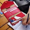 Caso Titular do Cartão de moda Carteira Anti-Desmagnetização Passaporte Carteiras Saco Triagem Saco Bolsas de Viagem Acessórios De Viagem Passaporte Crédito