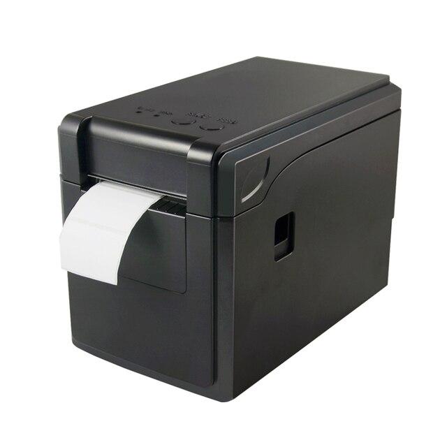 Прямой Термопечати Этикеток, термальный принтер штрих-кода GP-2120TL порт USB для печати штрих-кода QR