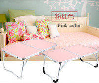 Hot Sale Portable Folding Laptop Table Picnic Folding Table Laptop Table Stand Computer Notebook Bed Tray