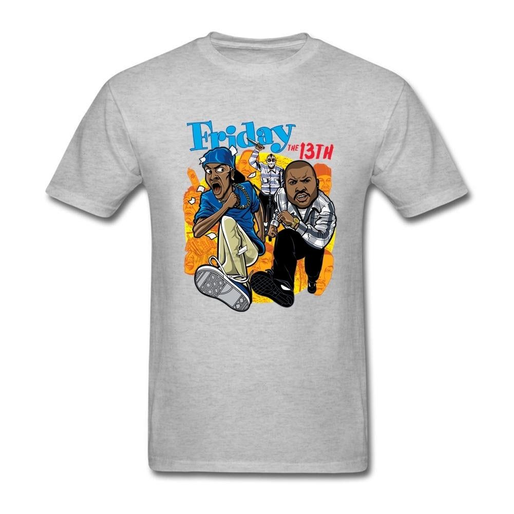 Original Design tshirt for Men Bar Teenage Tees Friday the 13th XXXL Black Friday Hacks Tees formal T