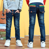 Autumn Boys Jeans Trousers Cowboys Kids Clothes Enfant Baby Boy Denim Casual Pants Children Clothing Roupas