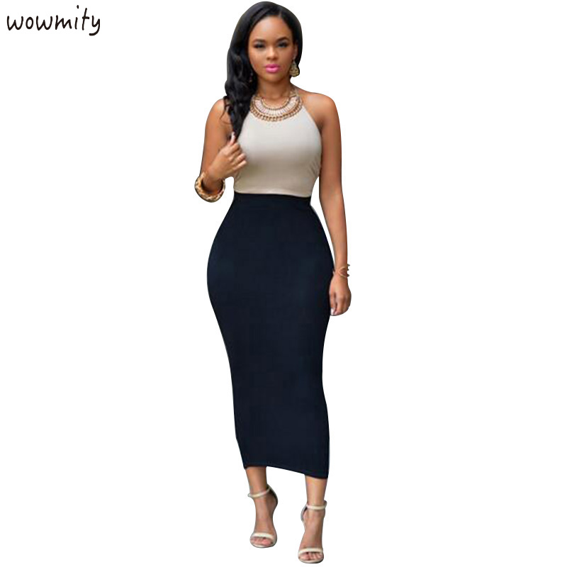 Popular Black Maxi Pencil Skirt-Buy Cheap Black Maxi Pencil Skirt ...