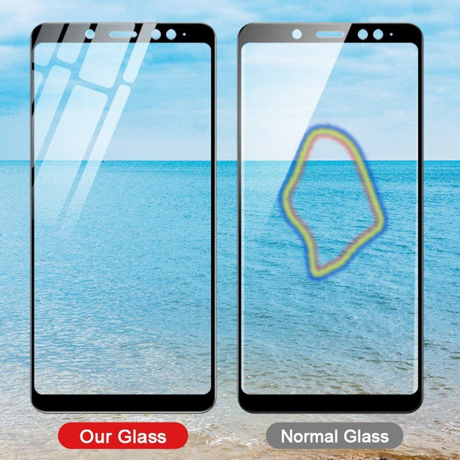 5D Full Glue Cover Tempered Glass for Xiaomi Pocophone F1 Mi 9 8 SE A2 Lite Max 3 Redmi Note 7 6 5 Pro Screen Protector Film in Phone Screen Protectors from Cellphones Telecommunications