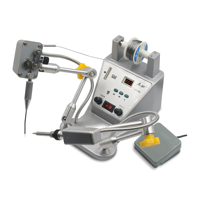 Soldering Machine Automatic Soldering Robot Soldering Station Soldering Torch Tin Soldering Iron HS376D