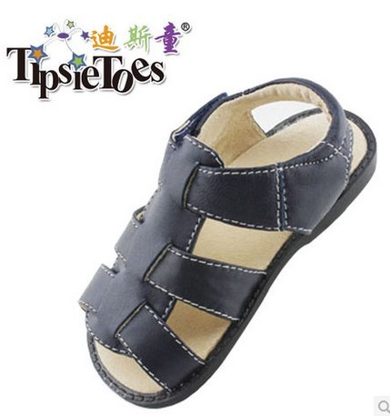 TipsieToes 2019 New Style Of Fashion Casual Boys Girls For Baby Shoes kids Anti-Slip Children Sandals 21102 free shipping