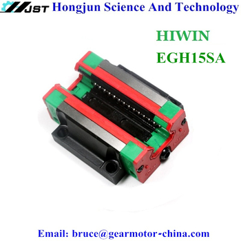 HIWIN made in Taiwan EGH15SA linear bearing sliding block for EGR15 15mm linear guide
