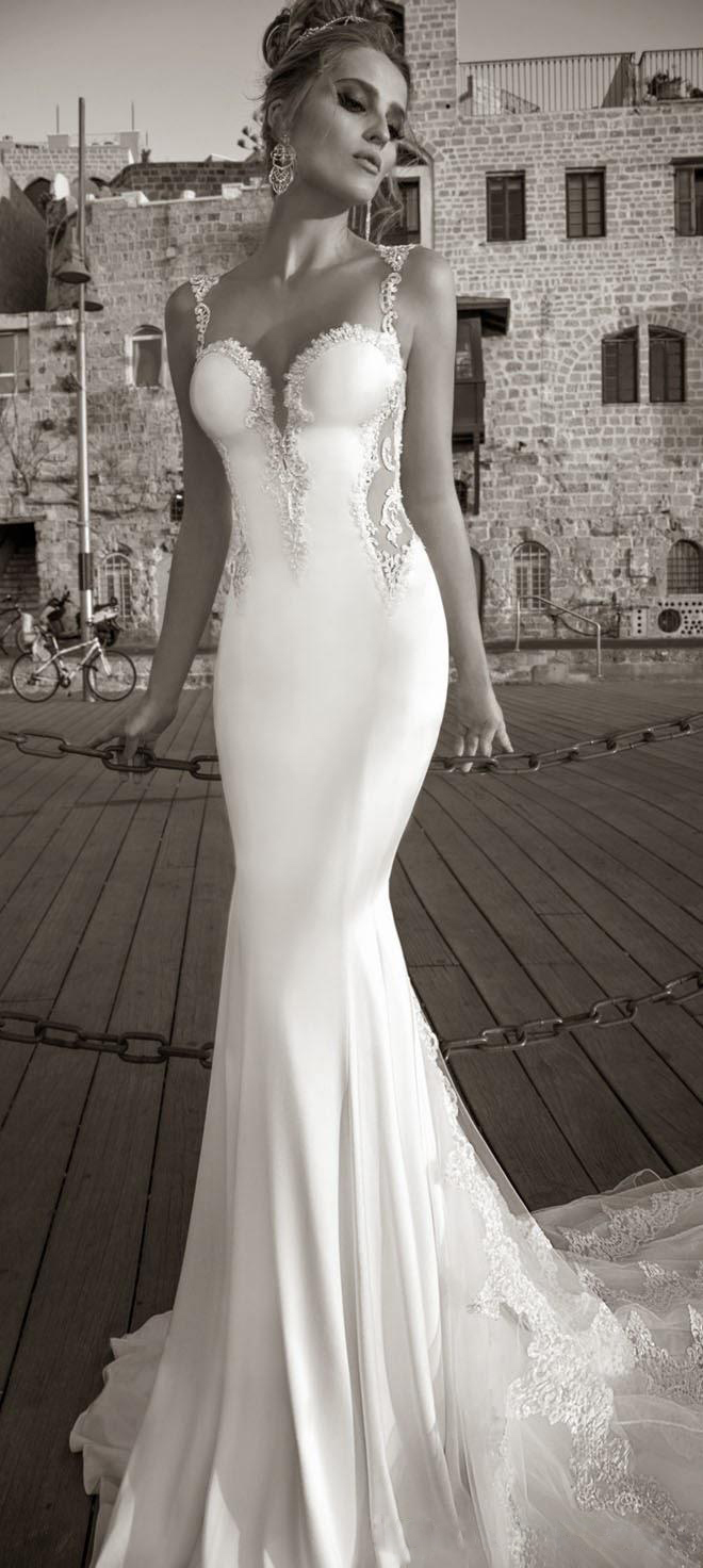 new designer summer white sexy backless wedding dress 2017 court train lace mermaid bridal gown plus