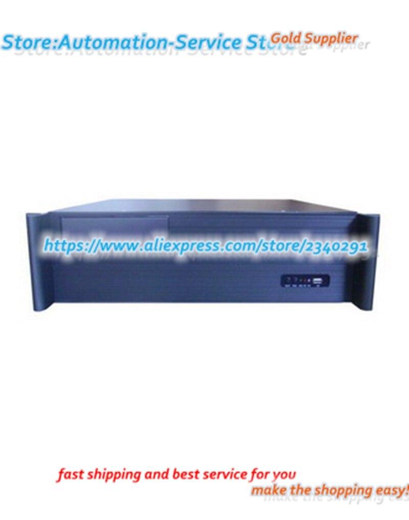 Humor T4003 Volle Aluminium Panel Hübsche/3u Firewall Router Server Chassis Weich Und Leicht Unterhaltungselektronik