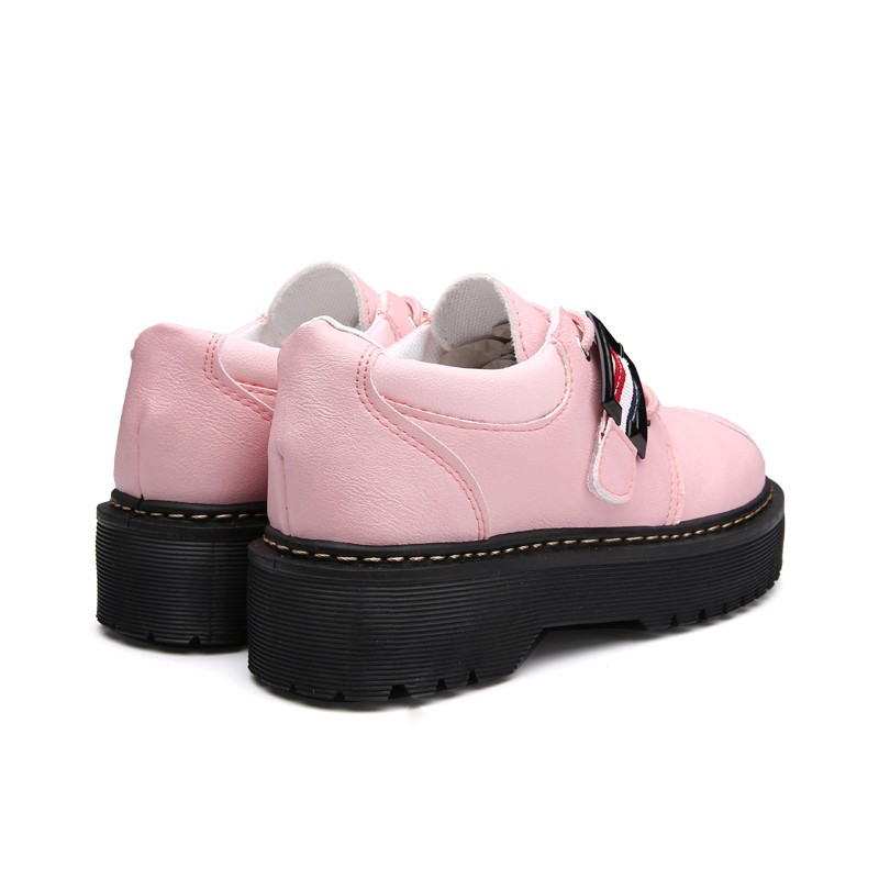 2017 Spring Autumn Platform Women Shoes Patent Leather Lace Up Shoes For Woman Casual Shoes Ladies Flats Zapatos Mujer S151 (19)