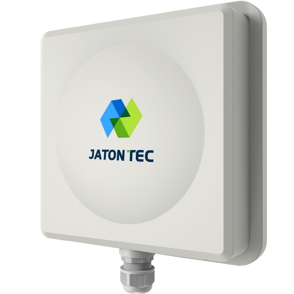Unlock 3 5GHz Band42/43 3400Mhz-3800MHz 4G LTE-A CAT7 Outdoor CPE  4x4MIMO,Antenna Gain 13dBi,Support