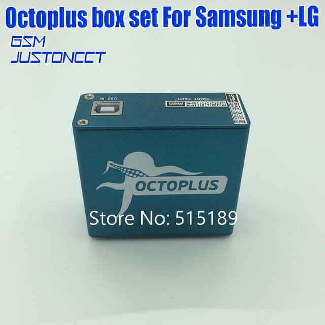100% Original 2019 new octopus box / Octoplus Box For SAMSUNG For Lg +  5Cables for SAM Unlock Flash Repair Mobile Phone