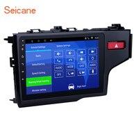 Seicane 2Din Android 6,0/7,1/8,1 9 автомобиль радио gps Navi мультимедийный плеер сенсорный экран головное устройство для 2014 2015 HONDA JAZZ/FIT