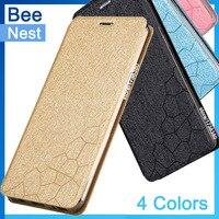 Case For ZTE Blade V 8 Lite Case Cover 5 0 Inch Bee Nest Style Flip