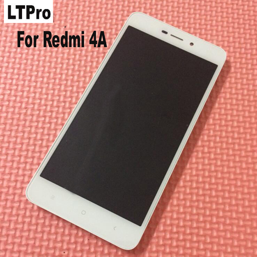 100% Tested Working Sensor LCD Display Touch Screen Digitizer Assembly with frame For Xiaomi Redmi 4A Hongmi 4a Panel Parts-in Mobile Phone LCD Screens from Cellphones & Telecommunications on AliExpress - 11.11_Double 11_Singles' Day 1