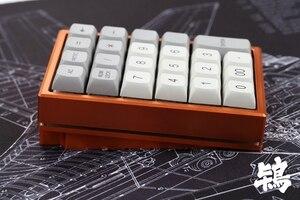Image 5 - cospad Custom Mechanical Keyboard Kit up tp 24 keys Supports TKG TOOLS Underglow RGB PCB 20% programmed numpad XD21 XD24