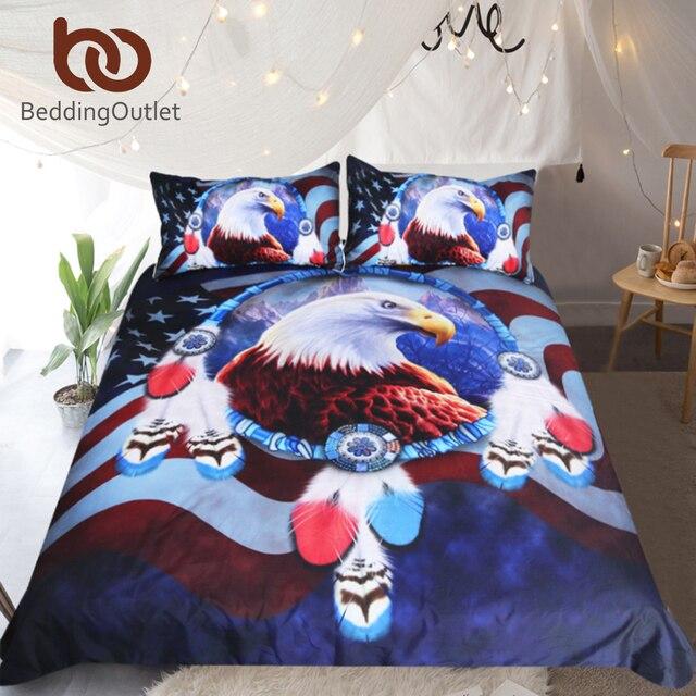 beddingoutlet eagle bedding set