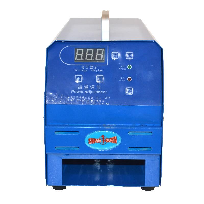 Digital Stamping Machine 220v Photosensitive Seal Flash Stamp Machine Selfinking Stamping Making Seal Area 100 * 70mm 1pc