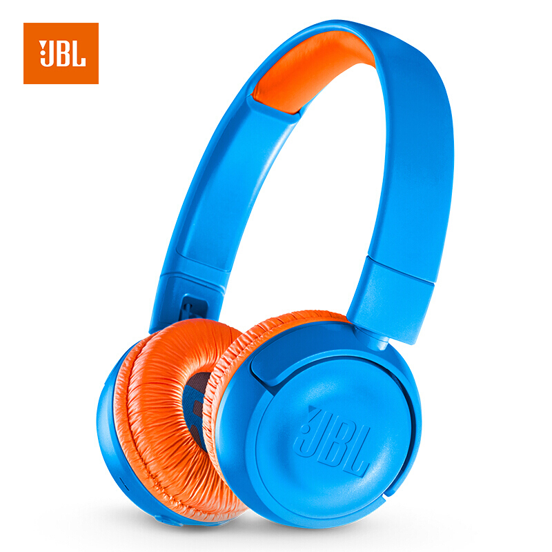 JBL JR300BT Kids on-ear headphones 3.5mm With Bluetooth jbl tempo on ear j03