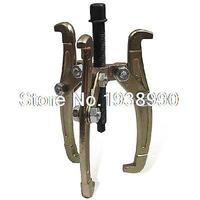 1 6 150mm 3 Arm Gear Jaws Puller Drop Forged Bearing Puller Set Metric Thread