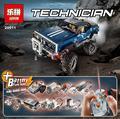 20011 Lepin RC Coche Técnica 4x4 Crawler Exclusiva Edición ladrillos de construcción bloques Juguetes para niños Juego de Recogida legod modelo de Regalo