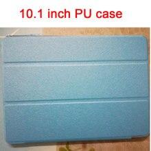 Caja de LA PU para CARBAYTA T805C T980 K999 CB990 A5510 tableta de 10.1 pulgadas