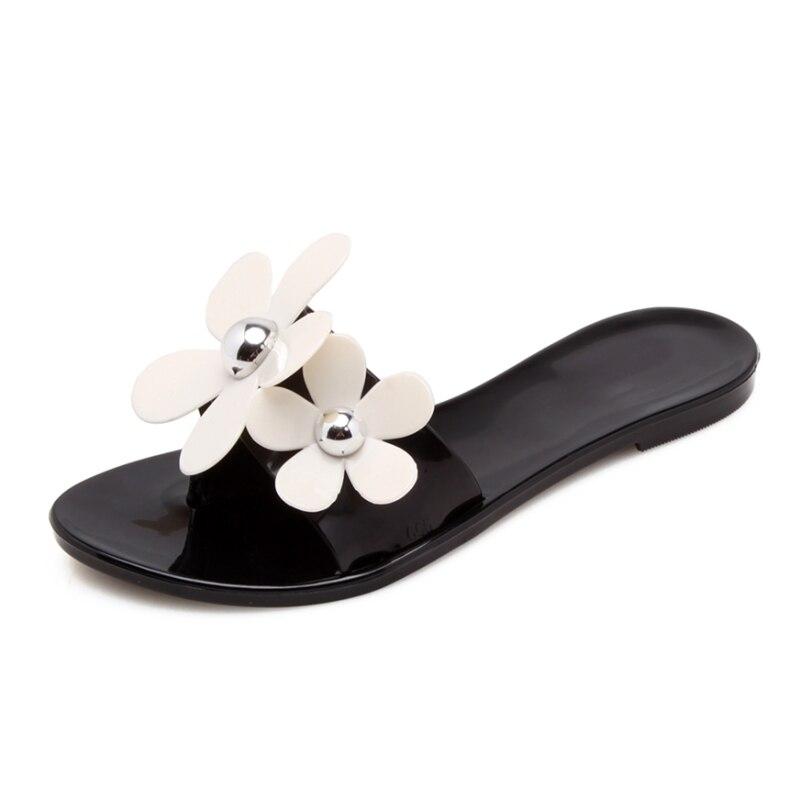 184c9dec1b3f Summer Holiday Beach Slippers Girls Slides Sandals Women Flip Flops ...