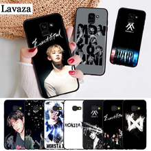Lavaza X KPOP Boy Group Silicone Case for Samsung A3 A5 A6 Plus A7 A8 A9 A10 A30 A40 A50 A70 J6 A10S A30S A50S