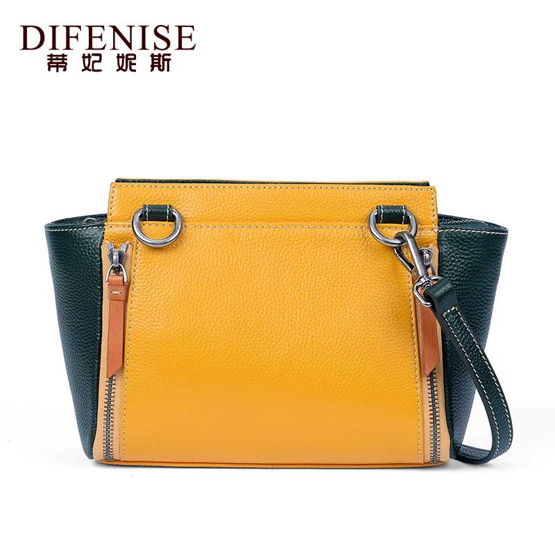 Free Shipping Fashion 100% Real Genuine Leather Vintage Style Women Handbag Trapeze Tote Bag Ladies Shoulder Bags High Quality high quality chinese style genuine leather vintage flower pattern handbag shell package fashion shoulder messenge women bags