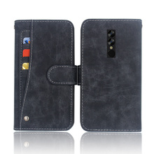 Hot! UMIDIGI S2 Pro Case High quality flip leather phone bag cover case for with Front slide card slot