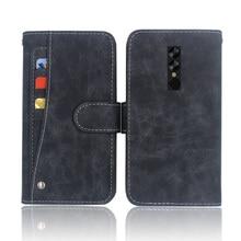 Hot! UMIDIGI S2 Pro Case High quality flip leather phone bag cover case for UMIDIGI S2 Pro with Front slide card slot pro slide