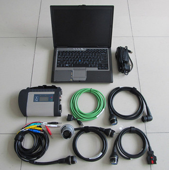 2020.3v For Bens Compact Diagnose MB Star C4 +laptop d630 4GB+HDD Connect WIFI MB C4 FULL Software Diagnostic Tool