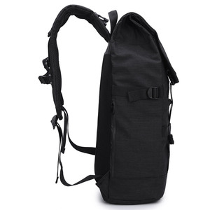 Image 4 - 2020 New Multifunction Men Backpack USB Charging 40L Large Capacity Out Door For Male Black Travel Backpacks Fashion School Bags