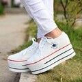 Женщины Лианы Обувь 2015 Осень Дышащий Увеличение В Моде Туфли На Платформе Женщины x524 35