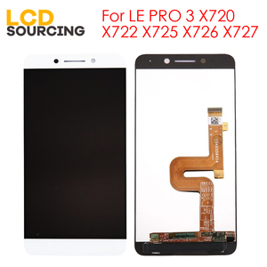 "Image 2 - 5.5"" For Letv LeEco Le Pro 3 LCD X651 X650 Display Touch Screen For Le Pro 3 LCD Display X720 Replace Digitizer Assembly X727"