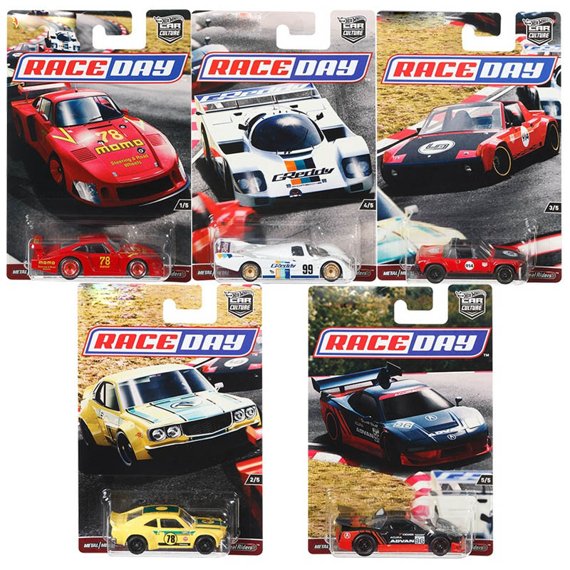 Matchbox Hot and Wheels Car 1:64 Car Culture Race Day Collector Edition Metal Diecast Model Collection Kids Toys Vehicle GiftMatchbox Hot and Wheels Car 1:64 Car Culture Race Day Collector Edition Metal Diecast Model Collection Kids Toys Vehicle Gift