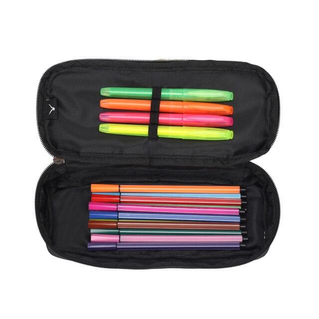 Fairy Tail School Case Children Student Pen Purse Cartoon Pencil Case