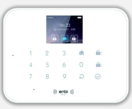 все цены на  GSM E5 Free Shipping Smart Home Alarm System Upload To The Network Alarm Management Open or Closed-circuit Alarm Options  онлайн