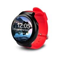 2017 Best! Новый i4 Смарт часы телефон Android OS 5.1 MTK6580 Quad Core SmartWatch поддержка 3G GPS Wi Fi наручные часы
