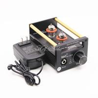 U2012 Class A 2P2 Tube Headphone Amplifier / Mini USB DAC / HiFi Preamp New