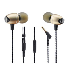 Sale Easy Upgrade Original LZ Z03A Hifi Stereo Dynamic In-ear Earbuds Heave Bass Noise Cancelling Earphones Earbuds with Microphone