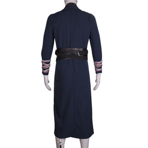 Image 5 - All Include Cosplay Doctor Strange Steve Full Set Costume & Ring Eye of Agamotto Necklace Free Halloween Party