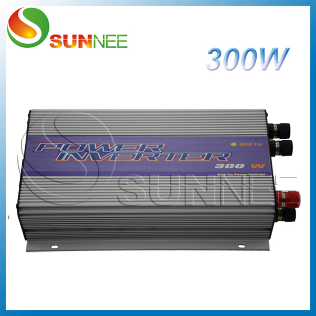 300W Wind Turbine Grid Tie Inverter DC input,built-in dump load controller,factory wholesale, promotion, coupon