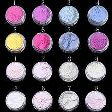 1g BORN QUEEN Sunlight Sensitive Powder UV Light Photochromic Pigment Dust Color Changing Nail Glitters