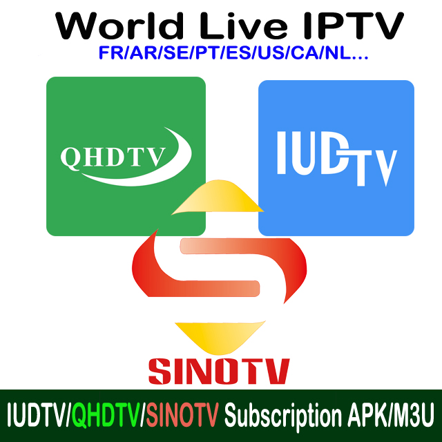 HOT SALE] Special Price for Regular Clients One Year SINOTV