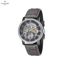Наручные часы Earnshaw ES-8041-07 мужские механические с автоподзаводом на кожаном ремешке
