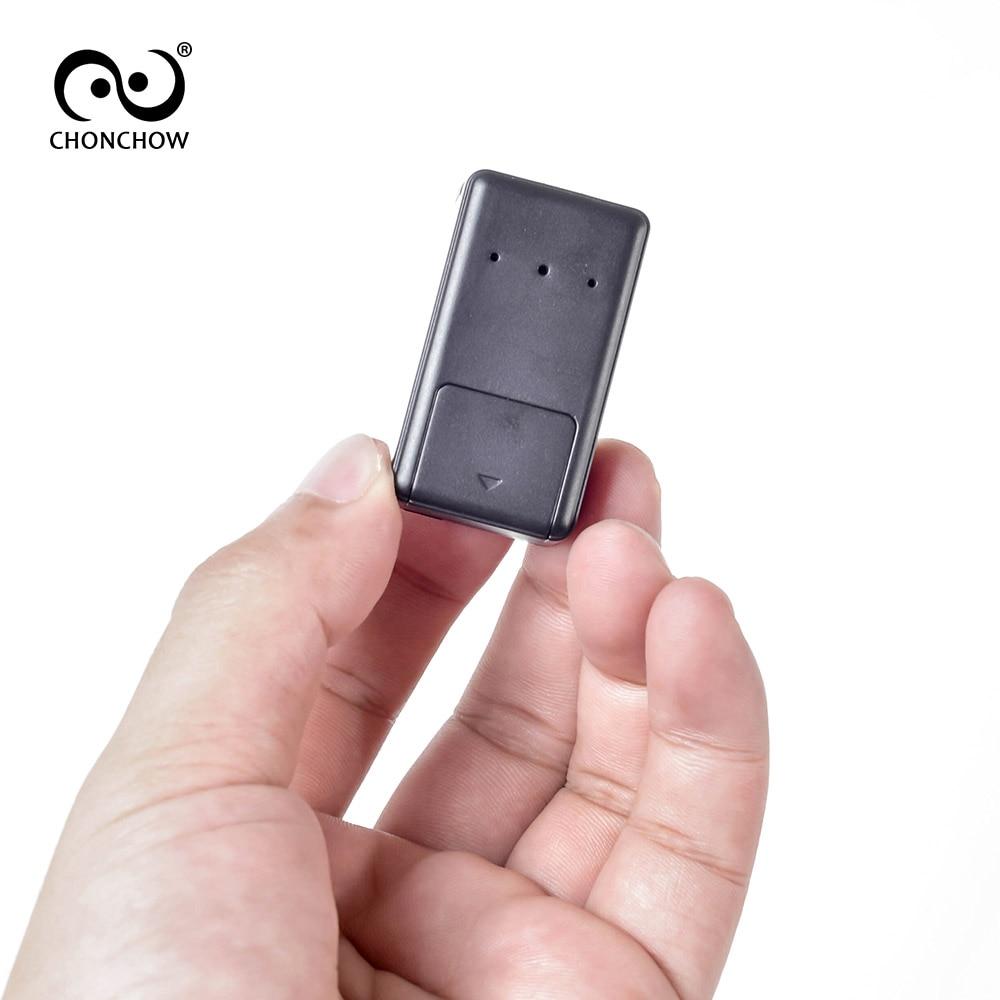 ChonChow Temps Réel Écouter N11 Mini 2G GSM/GPRS Tracker avec ou sans Aimants pour Voiture Auto Moto enfants Personnes Âgées