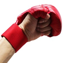 Solid Color Sport Boxing Gloves