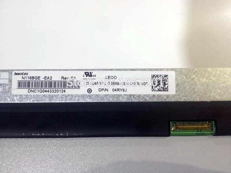 """Livraison gratuite 100% test bien avant l'envoi pour Acer ChromeBook C720 C720 écran 11.6 """"écran lcd d'ordinateur portable eDP 30Pin Slim"""